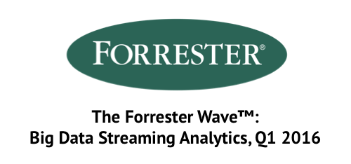 Striim Recognized by the Forrester Wave as a Strong Performer in Big Data Streaming Analytics